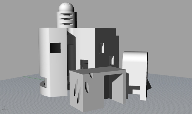 GEHRY + BOOLEAN3