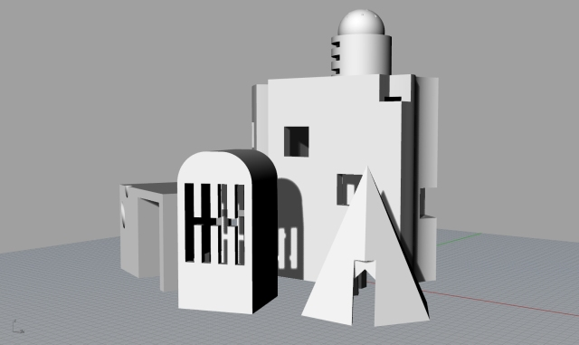 GEHRY + BOOLEAN4
