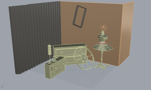 Objects View 1