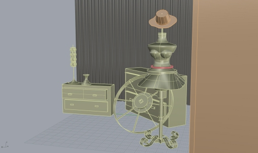 Objects View 3