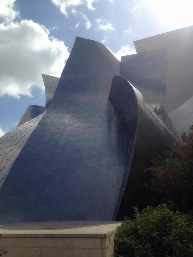 Frank Gehry Disney Concert Hall