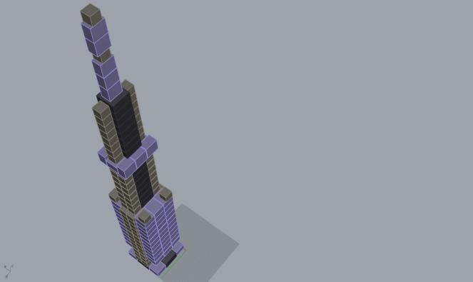 Tower-Tilt Down