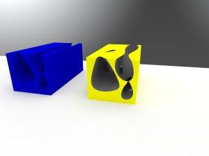 cube render 1