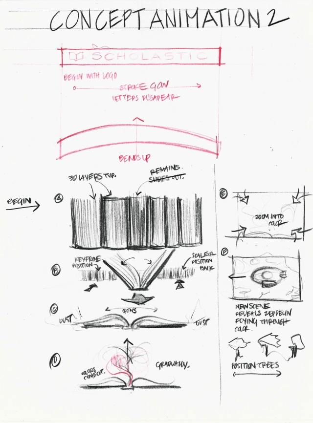 Alvin Oei - Art Center College of Design - Concept Animation Storyboard 001