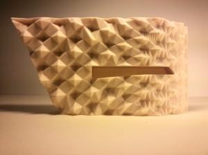 5.1 CNC foam model photo 4