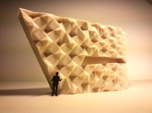 5.1 CNC foam model photo 5